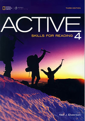 Active Skill for reading 4  3th + cd