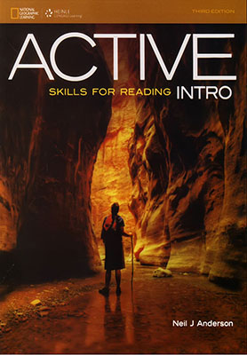 ACTIVE SKILL FOR READING INTRO 3th +CD