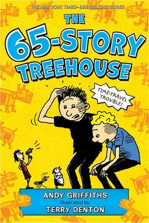 THE 65 STOREY TREEHOUSE