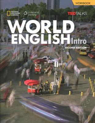 WORLD ENGLISH 2ND INTRO WORK