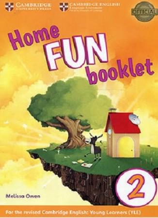 Home Fun booklet