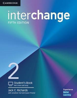CAMBRIDGE inter change 2 رنگي ويرايش 5 همراه cd