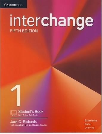 interchange 1\S ويرايش پنجم رنگي+سي دي