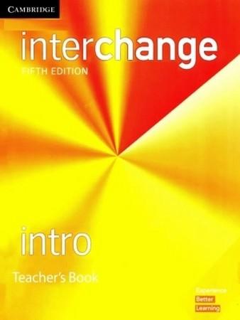 inter change ويرايش پنجم intro  تيچر