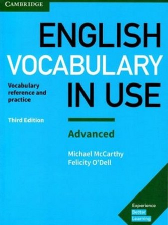 English Vocabulary in Use Advanced +cd