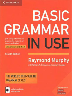 basic grammar in use 4th +CD