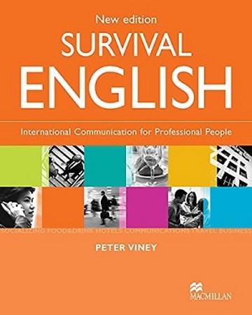 SURVIVAL ENGLISH ST +CD