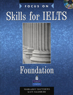 Focus On Skills For IELTS Foundation همراه با سي دي