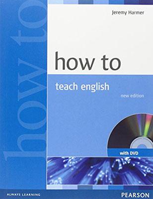 How to Teach English همراه با دي وي دي چاپ جديد