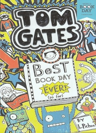TOM GATES 18 / BEST BOOK DAY EVER