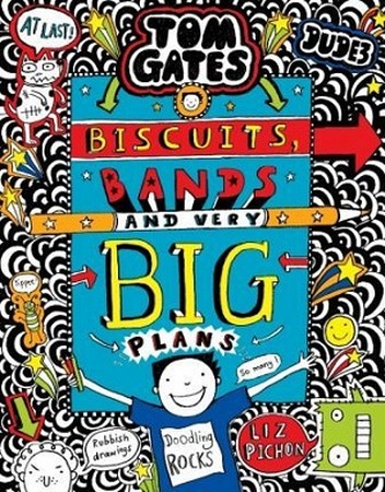 TOM GATES 14 / BISCITS BANDS AND VERY BIG