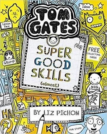 TOM GATES 10 / SUPER GOOD SKILLS