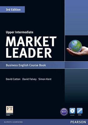 MARKET LEADER (3rd) Upper Intermediate +CD(SB+WB)