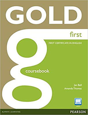 Gold First Certificate in English ويرايش جديد 2015 به همراه سي دي