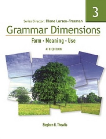 grammar dimensions 4th edition جلد 3