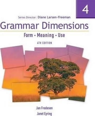 sb grammar dimensions 4th edition جلد4