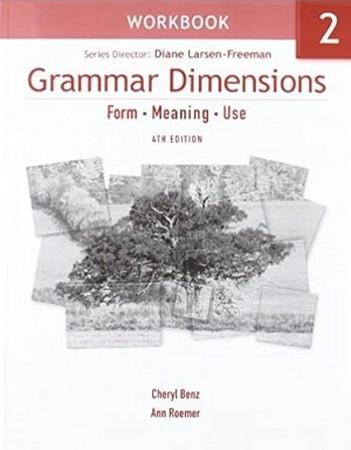 wo grammar dimensions 4th edition