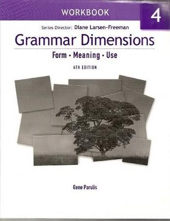 wo grammar dimensions 4th edition جلد 4
