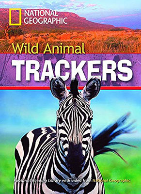 Wild Animal Trackers : National Geographic + CD