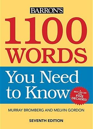 B 1100 WORDS (SEVENTH EDITION)