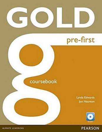 Gold Pre-First Coursebook+CD