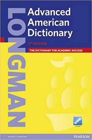 Longman Advanced American Dictionary 3rd Edition