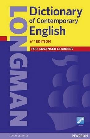 cd+ Longman Dictionary of Contemporary English 6th editin