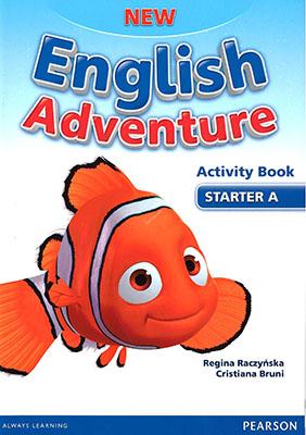 New English Adventure Starter A Work Book