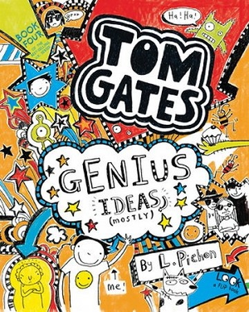 TOM GATES 4 / GENIUS IDEAS
