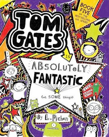 TOM GATES 5 / ABSOLUTELY FANTASTIC