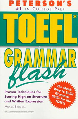 Peterson Toefl Grammar Flash