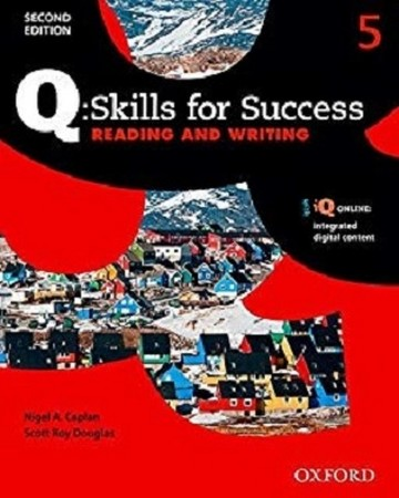Q: SKILLS FOR SUCCECC 5 READING AND WRITING