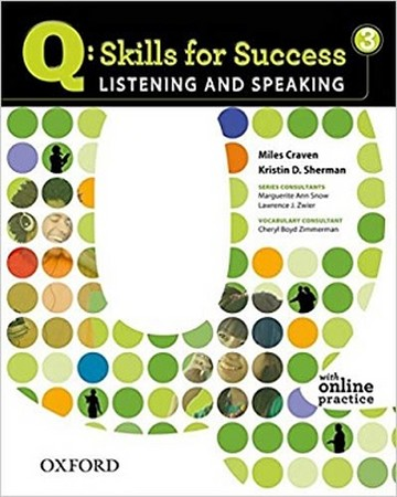 Q:SKILLS FOR SUCCECC 3 Listening and speaking