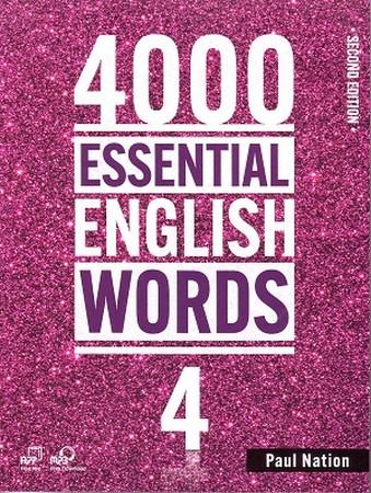 ESSENTIAL ENGLISH WORDS 4 SE 4000