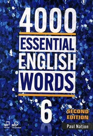 ESSENTIAL ENGLISH WORDS 6 SE 4000