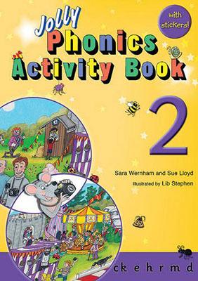 JOLLY Phonics Activity Book2
