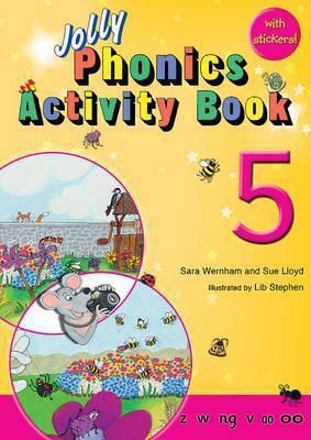 JOLLY Phonics Activity Book5