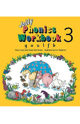 Jolly Phonics 3