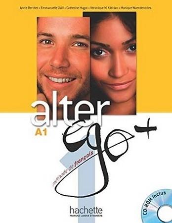 alter ego+ A1 رنگي cd