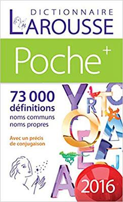 Larousse Poche 73000 2016 ديكشنري