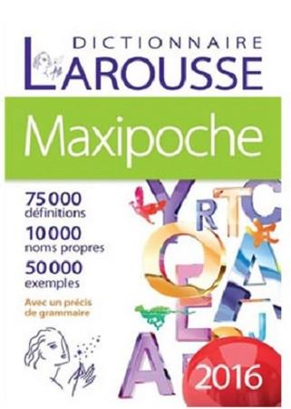 Dictionnaire Larousse de poche2016