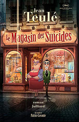 Le Magasin Des Suicides /مغازه خودكشي