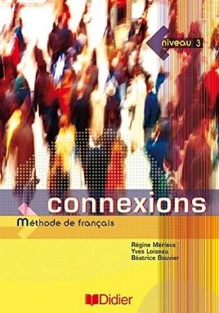 niveau 3)connexions) ويرايش سوم فرانسه رنگي به همراه CD