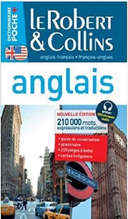 فرانسويLe Robert & Collins poche anglais