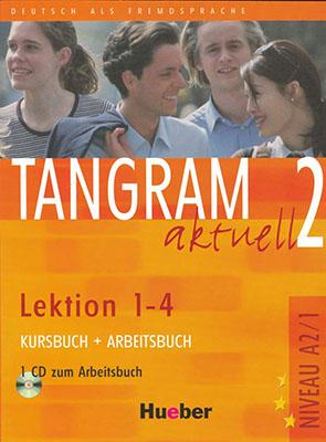 tangram aktuell2 lektion 1-4 a2/1