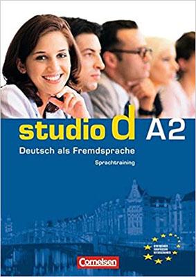 studio d a2 ورك بوك