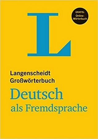 فرهنگ آلماني - آلماني - لانگين شايت grobworterbuch