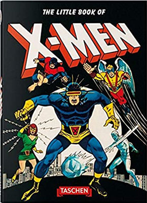 THE LITTLE BOOK OF X-MAN
