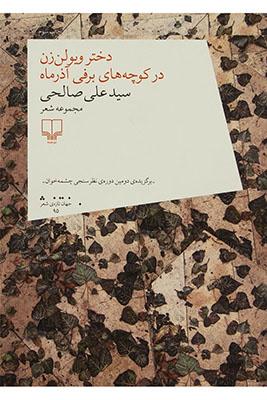 دختر ويولنزن در كوچههاي برفي آذرماه: مجموعه شعر
