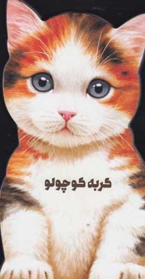 گربه كوچولو (مقوايي-رحلي)